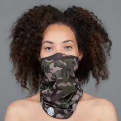 Ultralight Tube - Camouflage - donna Bullish Made in Italy
