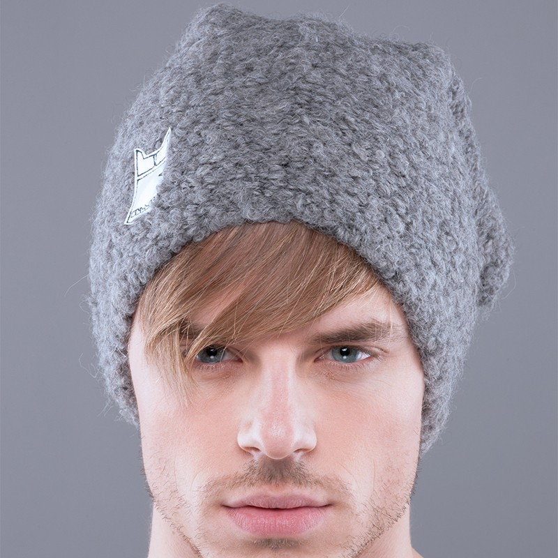 Gorro Bouclé Bullish Made in Italy