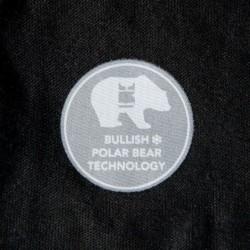 Ultralight Tube - White Blu Skulls  - Uomo Bullish Made in Italy