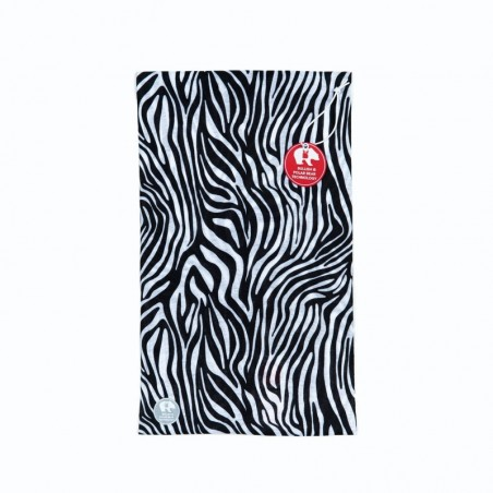 Ultralight Tube Reversible Pile Stretch - Zebra - Uomo Bullish Made in Italy