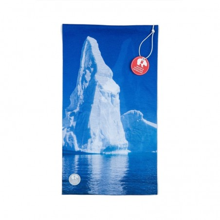 Ultralight Tube Reversible Pile Stretch - Iceberg - Uomo Bullish Made in Italy