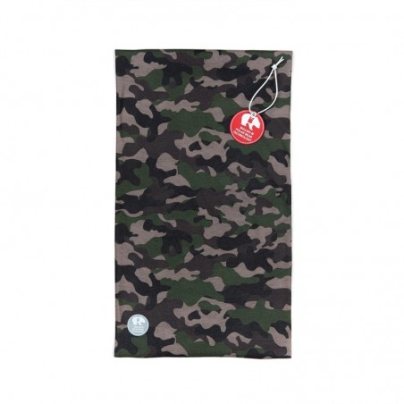 Ultralight Tube Reversible Pile Stretch - Camouflage - Uomo Bullish Made in Italy