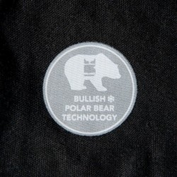 Ultralight Tube Reversible Pile Stretch - Skulls - Donna Bullish Made in Italy