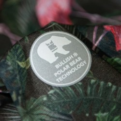 Ultralight Tube Reversible Pile Stretch - Yeti - Donna Bullish Made in Italy