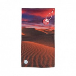 Ultralight Tube Reversible Pile Stretch - Sunset - Donna Bullish Made in Italy