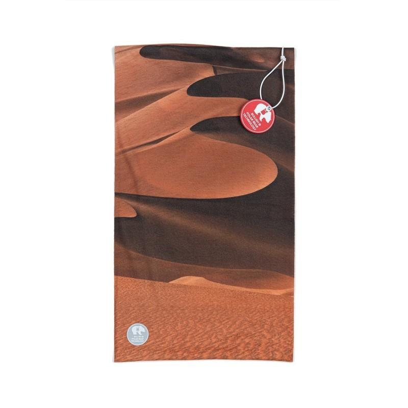 Ultralight Tube Reversible Pile Stretch - Desert - Donna Bullish Made in Italy