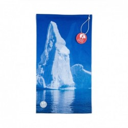 Ultralight Tube Reversible Pile Stretch - Iceberg - Donna Bullish Made in Italy