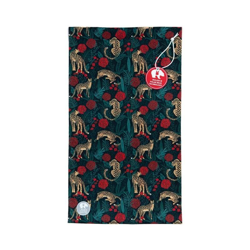 Ultralight Tube Reversible Pile Stretch - Rose Jungle - Donna Bullish Made in Italy