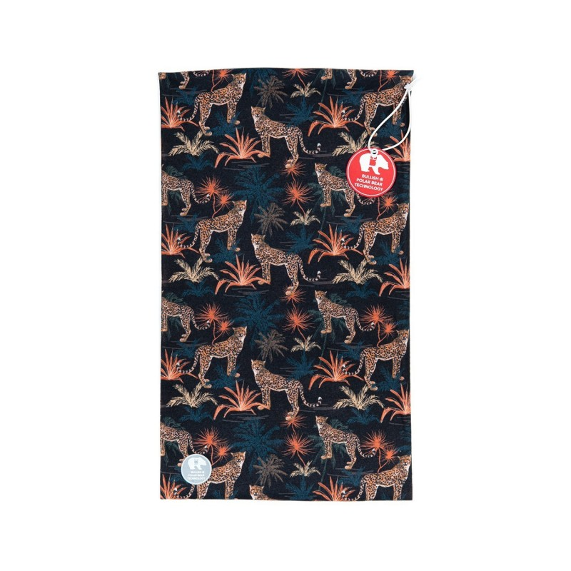 Ultralight Tube Reversible Pile Stretch - Jungle - Donna Bullish Made in Italy