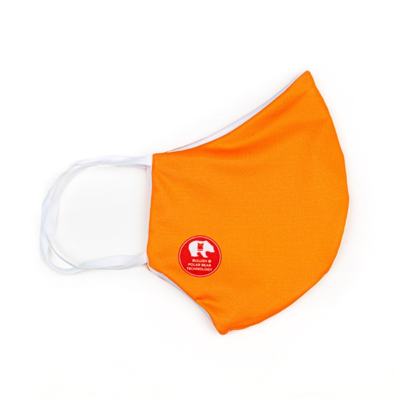Mascherina Orange - Bambino Bullish Made in Italy