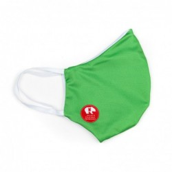 Mascherina Green apple - Bambina Bullish Made in Italy