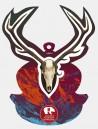 Deer Trophy Bullish Display Bullish Made in Italy